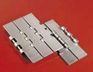 802不锈钢直行链板