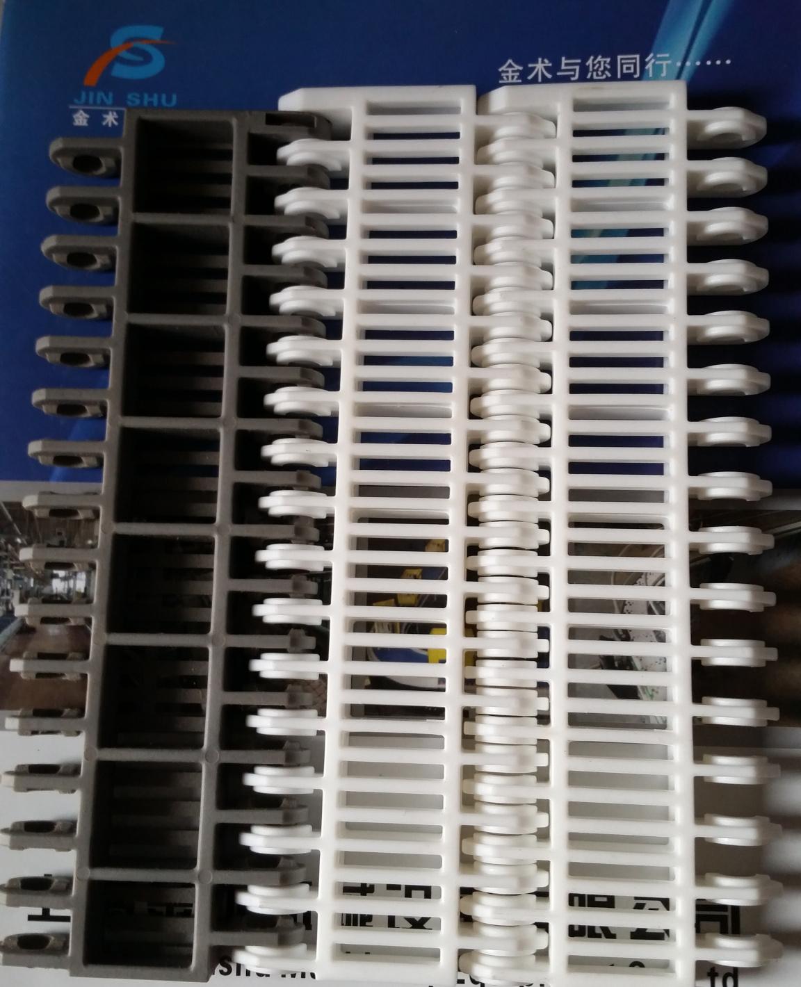 蓄电池塑料网带